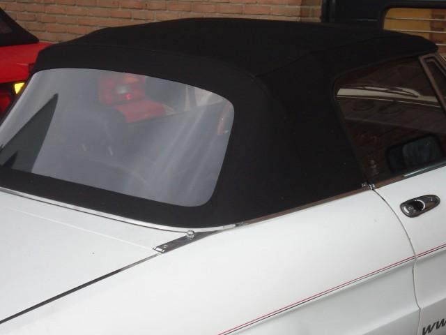 Alfa Romeo Spider cabriokap Sonnenland A5