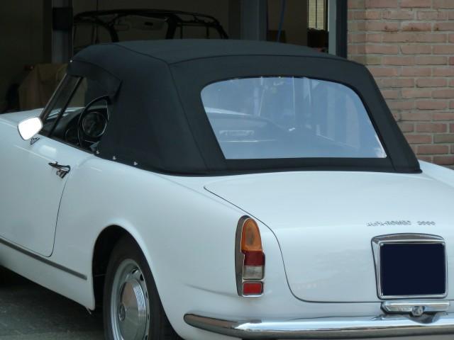 Alfa Romeo 2600 Spider '65  (49)