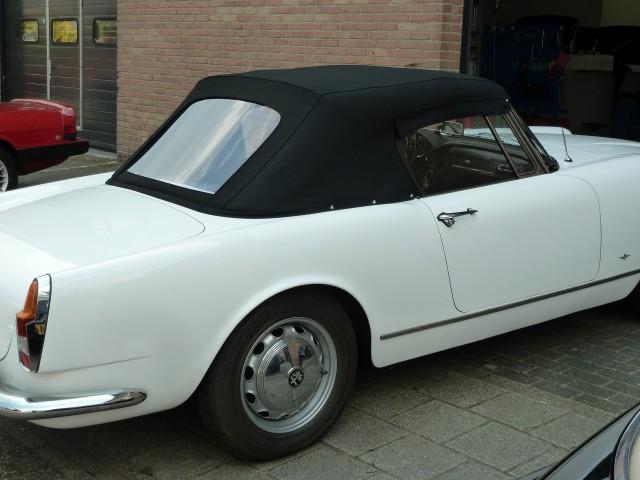 Alfa Romeo 2600 Spider '65  (52)
