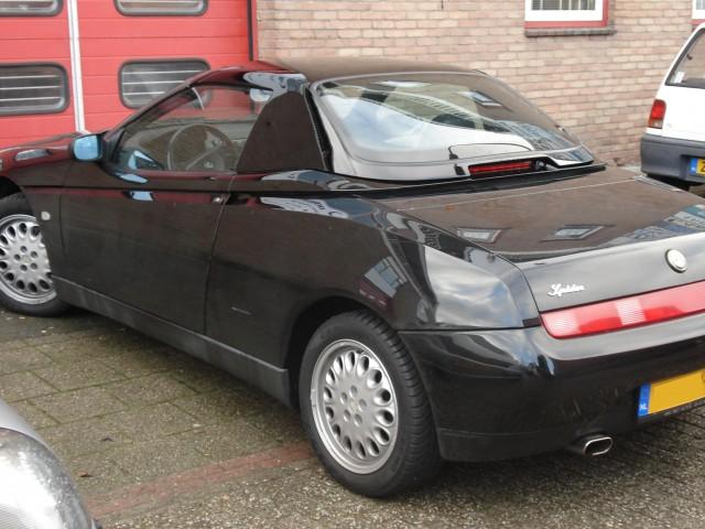 Alfa Romeo 916 Wiesmann hardtop