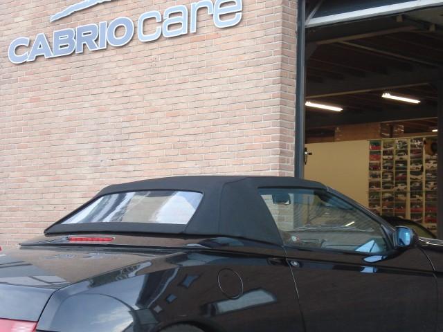 Alfa Romeo 916, softtop Stayfast zwart (11)