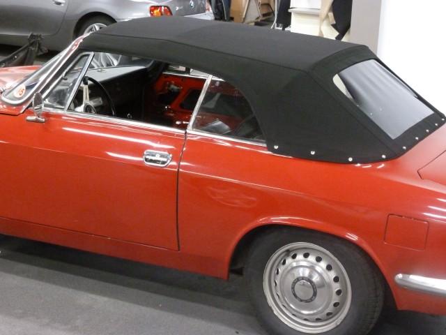 Alfa Romeo Giuletta GTC '66, softop Sonnenland Classic