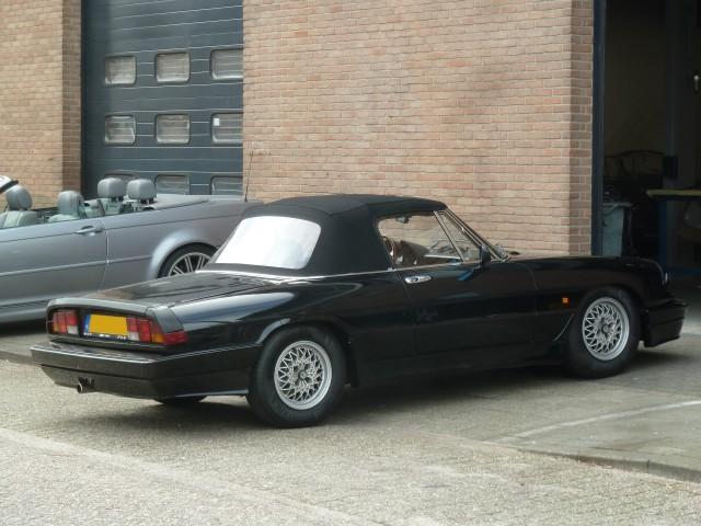 Alfa Romeo Spider, softtop Sonnenland A5 zwart (16)