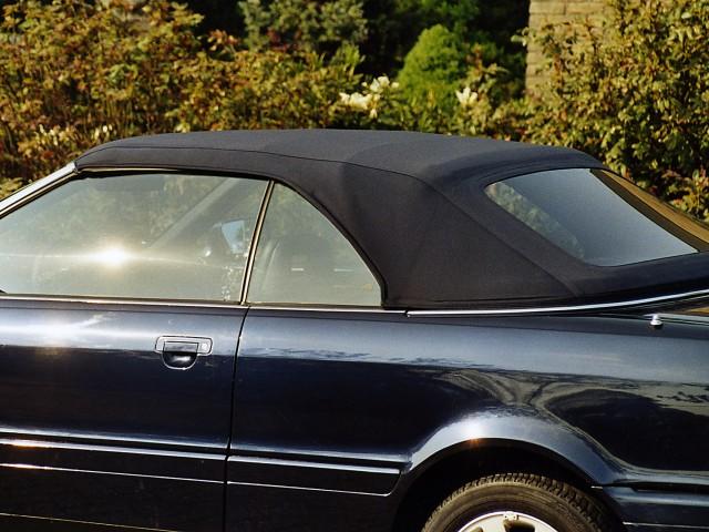 Audi Cabriolet / Softtop Twillfast