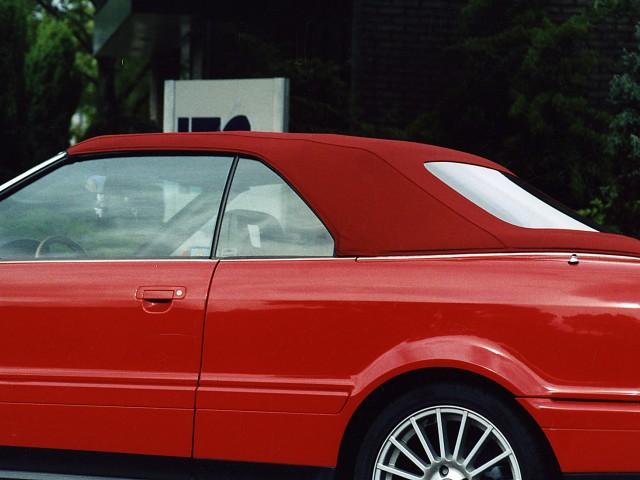 Audi Cabriolet / Cabriokap Sonnenland Classic Aignerrot