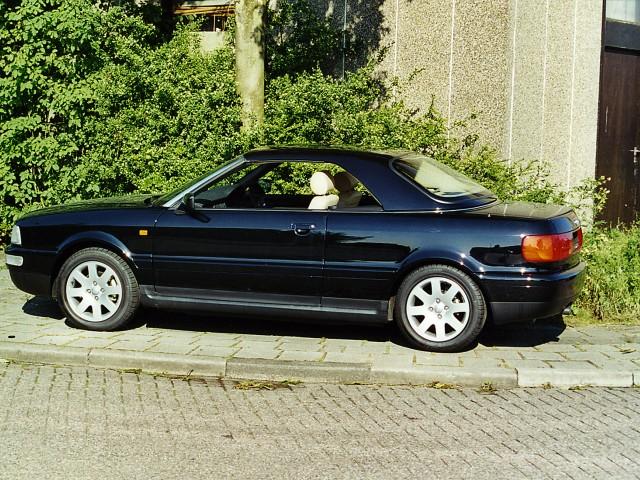 Audi Cabriolet / Hardtop Wiesmann