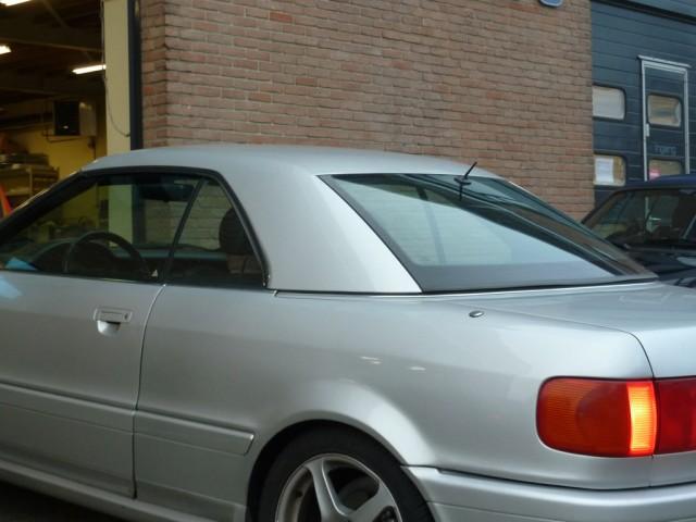 Audi 80 hardtop origineel Audi zilver