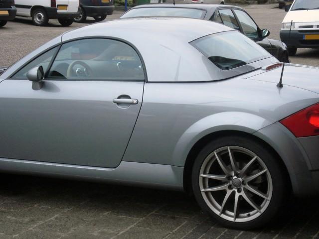 Audi TT / Hardtop Seesilber