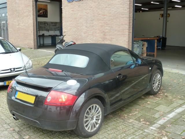Audi TT / softtop origineel