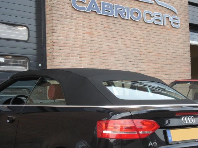 Audi A3, softtop Sonnenland A5 zwart, origineel Audi (4)