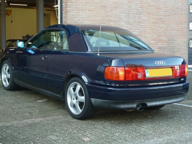 Audi Cabrio, hardtop origineel (1)