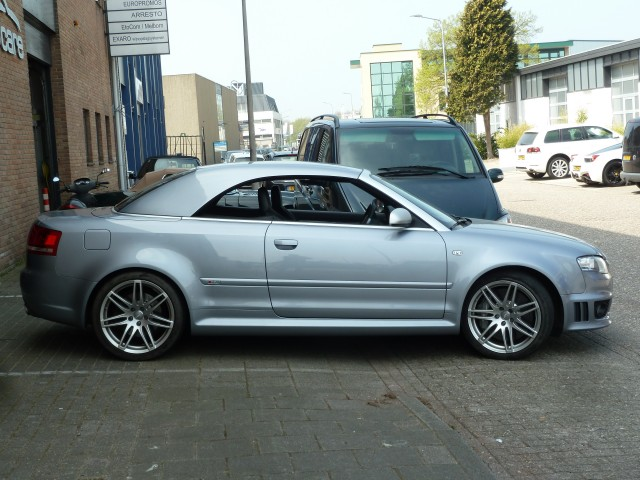 Audi RS4, hardtop Wiesmann