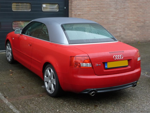 Audi S4, hardtop Wiesmann
