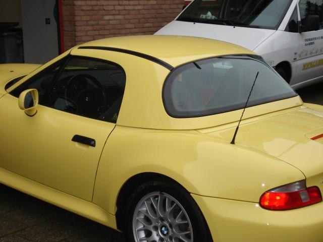 BMW Z3, hardtop Origineel BMW (1)