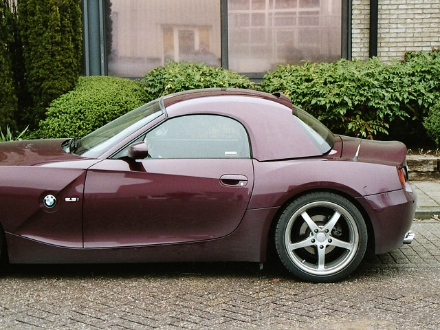 BMW Z4 hardtop origineel (11)