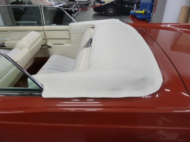 Cadillac kaphoes vinyl