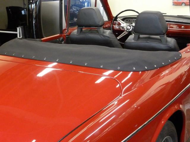 Volvo eigenbouw cabrio kaphoes Sonnenland Classic