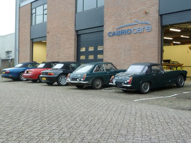 Cabrio Care vooraanzicht