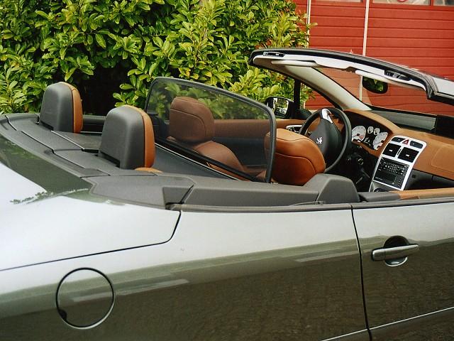 Peugeot 307CC windscherm (4)
